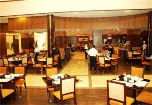 nadia restaurant marriot hotel islamabad