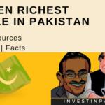 richest people in pakistan