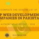 top web development companies in pakistan
