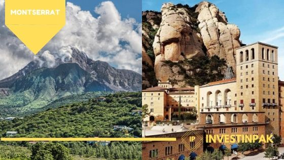 Montserrat visa free country for pakistan