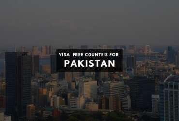 Top Visa Free Countries for Pakistan