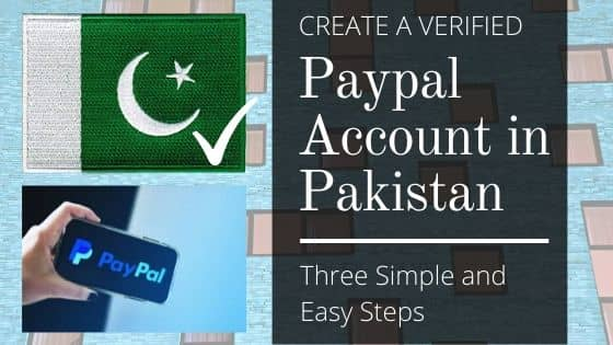 paypal account in pakistan