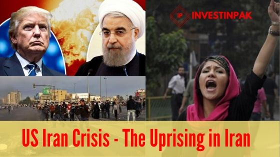 us iran situation - the uprising against iran government