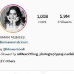 Pakistan's Most Followed Celebrity on Instagram