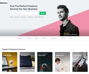 Graphics Freelance web portal