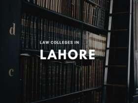 Top Ten Best Law Colleges in Lahore