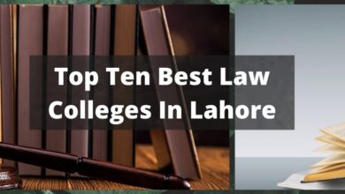 Best Law Schools In Lahore