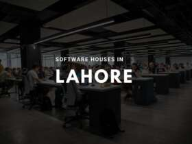 Top Ten Software Houses in Lahore