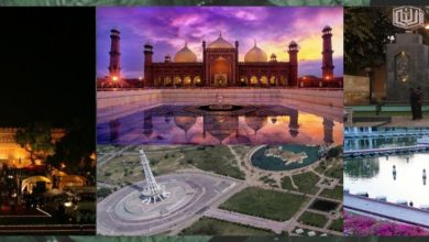 Top ten places to visit in Lahore