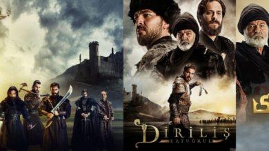 Dirilis Ertugrul Season1 in Urdu Dubbing
