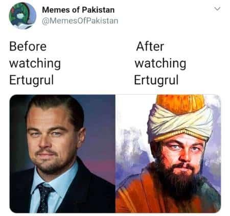 Dirilis Ertugrul Season1 memes-2