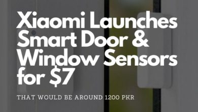 Xiaomi Launches Smart Door & Window Sensors for $7