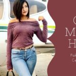 Pakistans youngest female certified commercial pilot