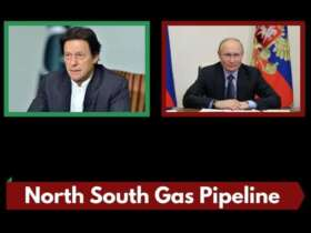 north south gas pipeline
