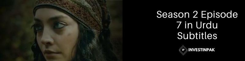 Kurulus Osman Season 2 Episode 7 in Urdu Subtitles