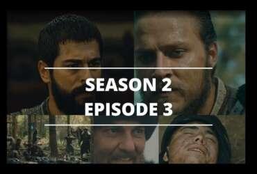 Kurulus Usman Season 2 Episode 3 in Urdu Subtitle