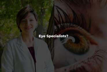 Top ten eye specialists in Islamabad