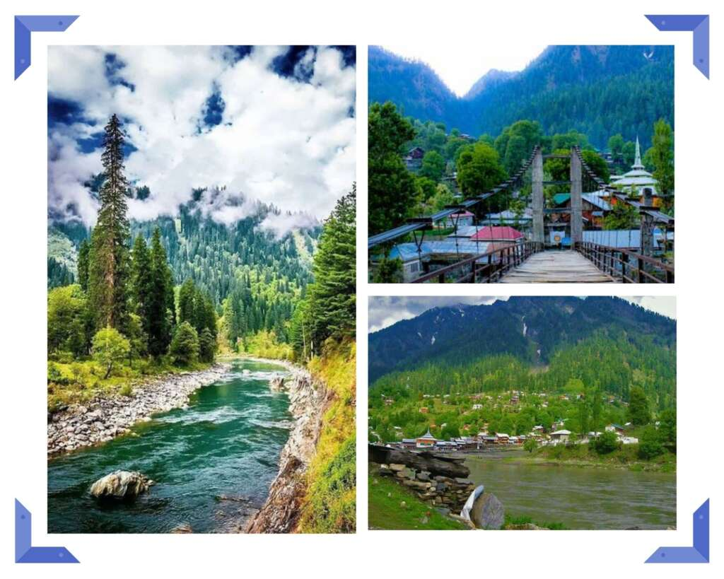 Neelum Valley among the top ten places to visit in Azad Kashmir