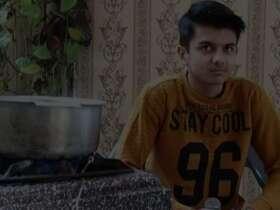 14-Year-Old Pakistani Boy Invents Internet Powered Geyser Enabled