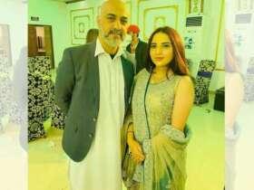 hareem shah husband name