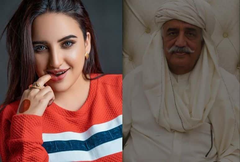 hareem shah khursheed shah
