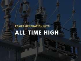 Power Generation Hits all-time High - InvestinPak