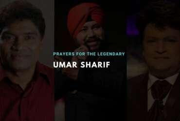 Indian Celebs Send Prayers For Umer Sharif