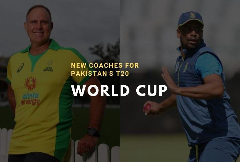 Pakistan's New Coaches